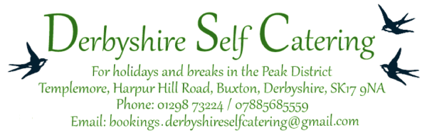 Derbyshire Self Catering. For holidays and breaks in the Peak District.